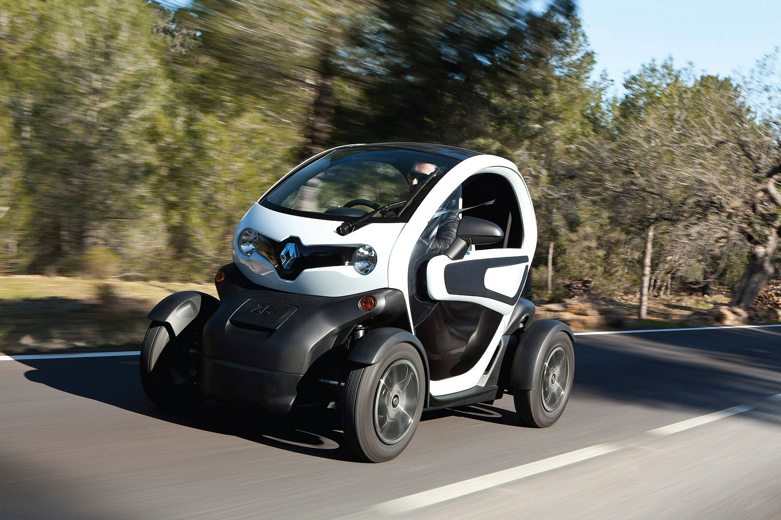 Twizy Coupe