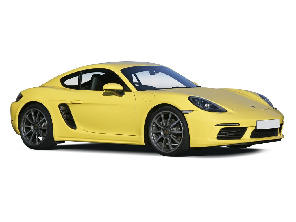 718 Cayman Coupe