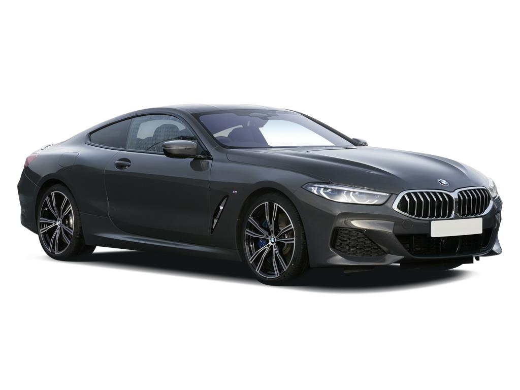 8 Series Coupe