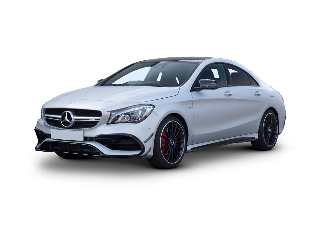 Cla Class Amg Coupe