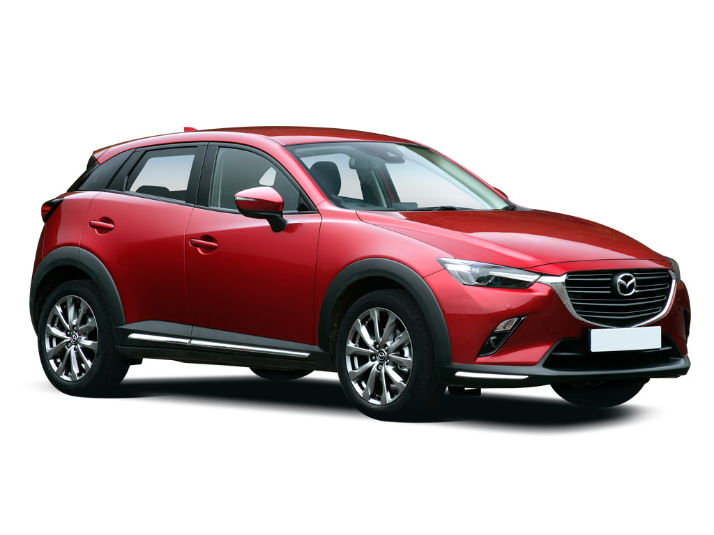 Cx-3 Hatchback