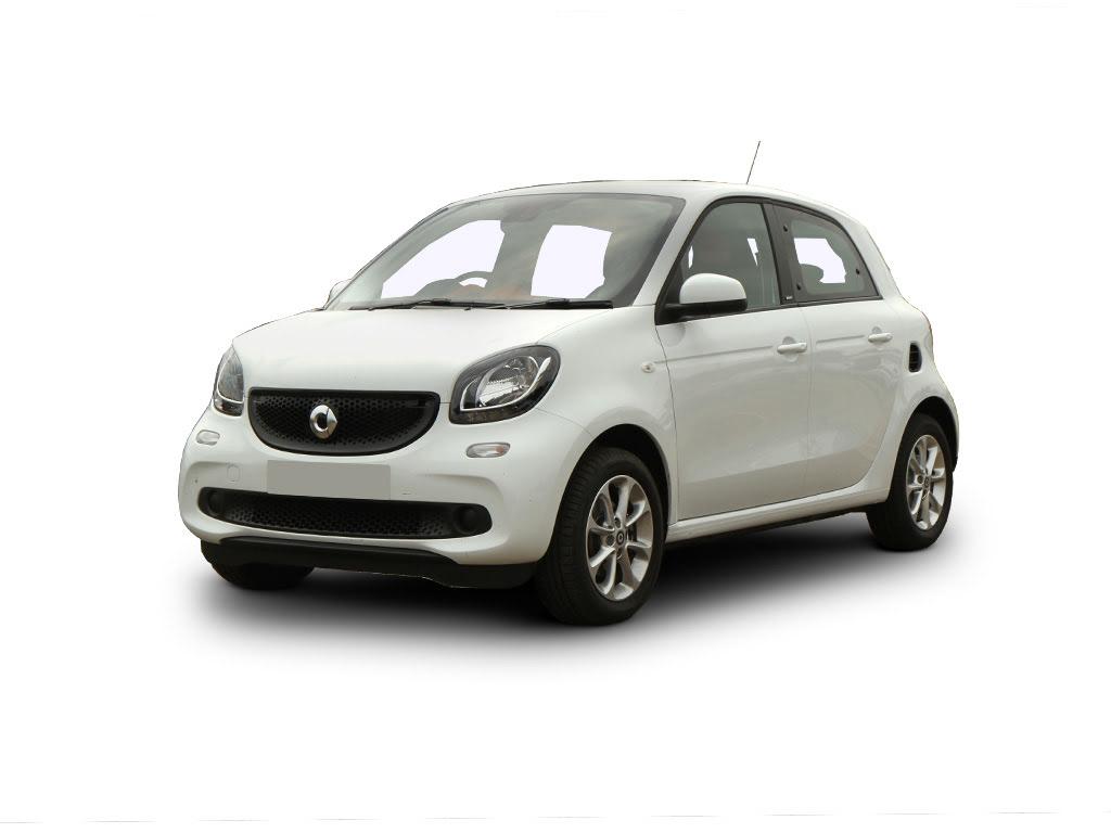 Forfour Electric Hatchback