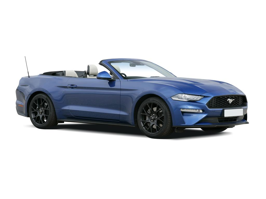 Mustang Convertible Special Editions