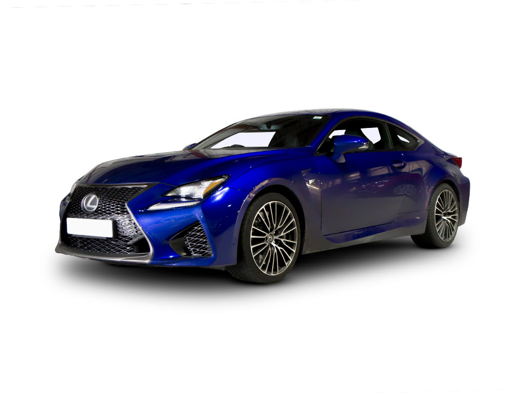 Rc F Coupe Special Edition